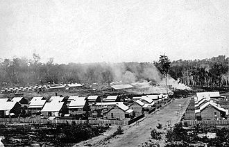 Pemberton, Western Australia - Pemberton in 1919