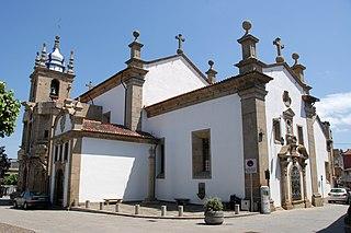 Church of the Santa Casa da Misericórdia (Penafiel) Church in Norte, Portugal