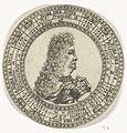 Penning met het portret van Ferdinand Karel III en de namen van de hertogen van Mantua.jpg