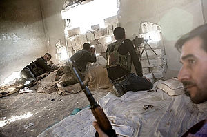 People's Defense Units defending Ras al-Ayn against al-Nusra Front terrorists (8).jpg
