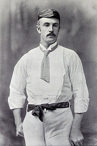 Percy McDonnell - Image: Percy Mc Donnell c 1895