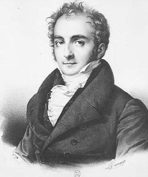 Casimir Pierre Périer - Perier in his 30s.