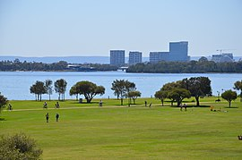 Perth Water and south perth foreshore.jpg