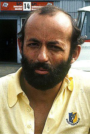 Henri Pescarolo - Image: Pescarolo Henry 1973Nürb