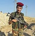 Peshmerga Kurdish Army (15061795905).jpg