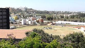 PES University - Cricket Ground