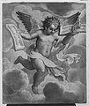 Peter Candid (gen. Pieter de Witte) - Fliegender Engel mit Musikalien - 3461 - Bavarian State Painting Collections.jpg