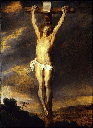 Crucifixion, c.1618-1620
