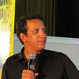 Peter Kuper -  Kuper at Bangalore Comic Con, September 14, 2014