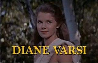Diane Varsi American actress