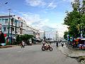 Phố chợ ở thị trấn Lấp Vò.jpg