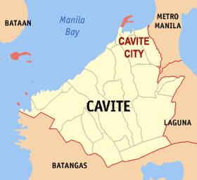 Image illustrative de l'article Cavite (ville)