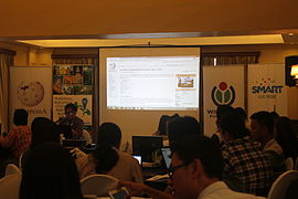 Philippine cultural heritage mapping conference 03.JPG