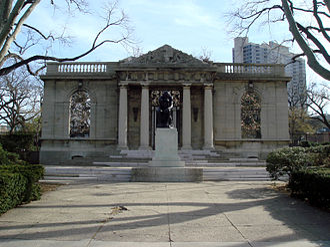 Rodin Museum - Entrance to Rodin Museum