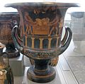 Phlyax scene on a calyx krater by Asteas Antikensammlung Berlin F3044 3.jpg