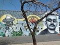 Phoenix, AZ, Palo Alma, Por Vida Gallery, Calle 16 Art, KAPER, El Mac, Breeze artists, 2012 - panoramio.jpg