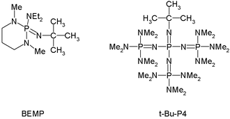 Phosphazene - Phosphazene Base