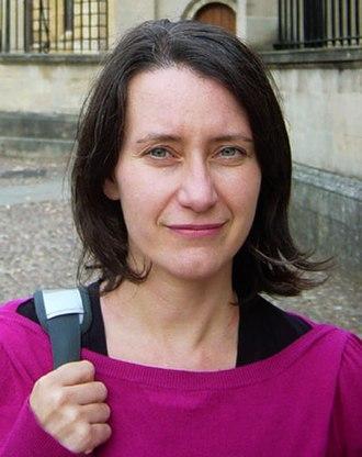 Rachel Jordan - Photo of Rachel Jordan by Charles Thomson
