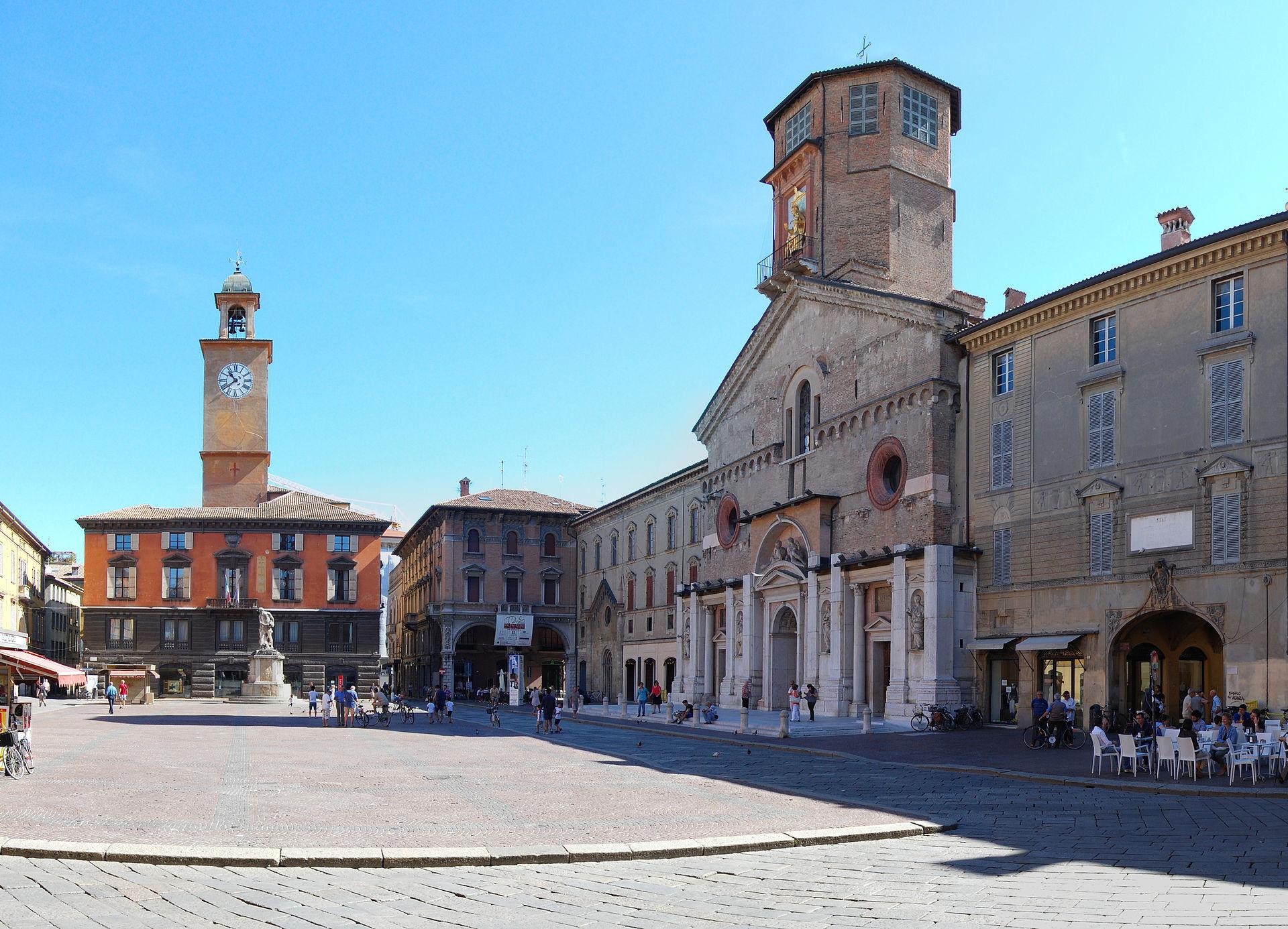Piazza del duomo reggio emilia wikipedia for Subito it arredamento reggio emilia