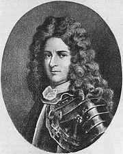 Pierre Le Moyne d'Iberville 1661-1706