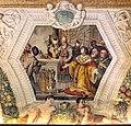 Pietro da Cortona, il gobbo dei carracci (Pietro Paolo Bonzi) e paul bril, galleria con storie di Salomone e della regina di saba, 1615-20 ca. 06,2.jpg