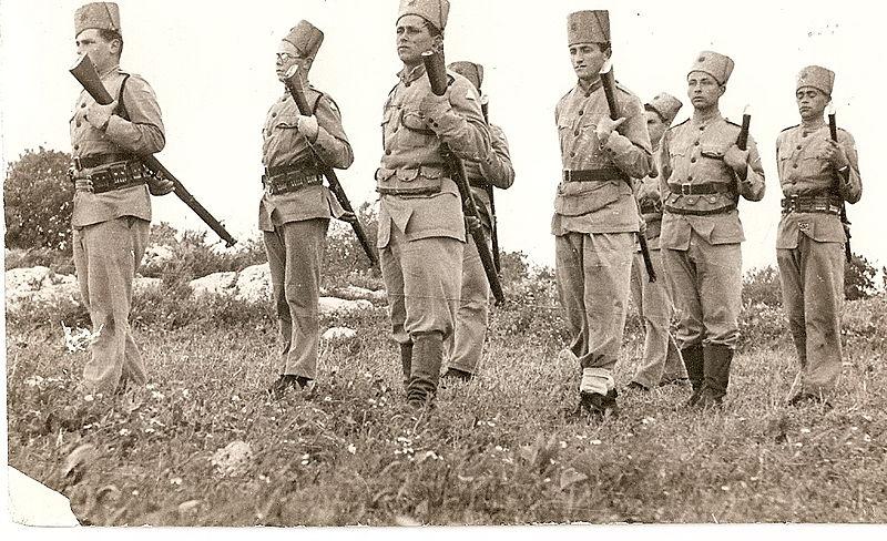יחידת הנוטרים - עמק יזרעל (גואל לויצקי