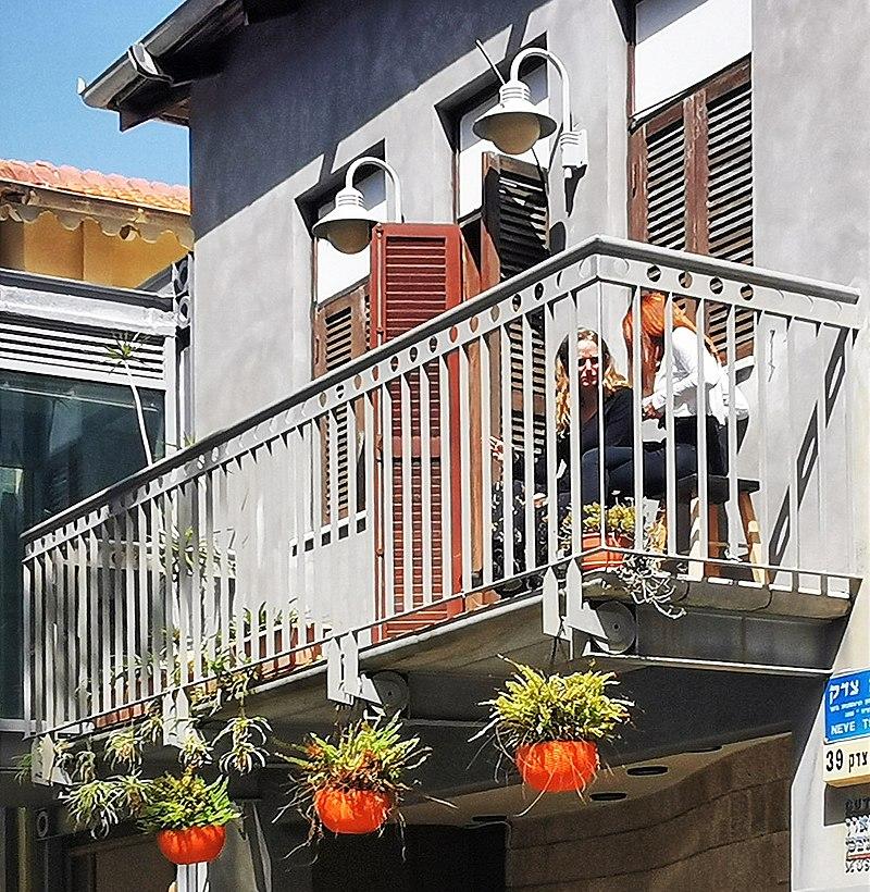 הבית בנווה צדק 39 בתל אביב