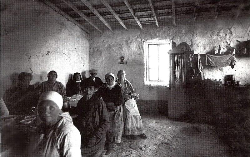 חדר אוכל לקשישים בעין חרוד
