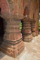 Pillars - Vishnu Mandir - Eastern Side - Bansberia Royal Estate - Hooghly - 2013-05-19 7358.JPG