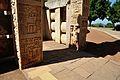 Pillars and Base - South Gateway - Stupa 1 - Sanchi Hill 2013-02-21 4436.JPG