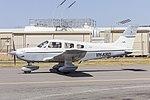 Piper PA-28-181 Archer III (VH-KRD) taxiing at Wagga Wagga Airport.jpg
