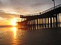 Pismo Pier sunset 018 8x72.jpg