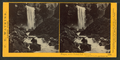 Piwyac, or the Vernal Fall, 300 feet, Yosemite Valley, Mariposa County, Cal, by Watkins, Carleton E., 1829-1916 4.png