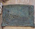 Placa del Cercle Valencià de Buenos Aires al poeta Teodor Llorente, València.JPG