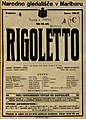 Plakat za predstavo Rigoletto v Narodnem gledališču v Mariboru 9. junija 1927.jpg