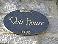Plaque, Volt House - geograph.org.uk - 998511.jpg