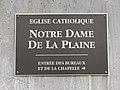 Plaque Église Notre Dame Plaine Oyonnax 1.jpg