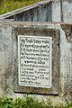 Plaque - Mahesh Pandit Cenotaph - Palpara - Nadia 2013-10-20 3670.JPG