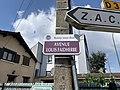 Plaque Avenue Louis Faidherbe - Rosny-sous-Bois (FR93) - 2021-04-15 - 2.jpg