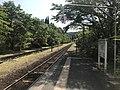 Platform of Kareigawa Station 2.jpg