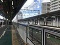 Platform of Takatsuki Station (Tokaido Main Line) 3.jpg