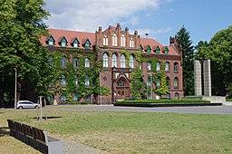 Platz der Freiheit in Rathenow