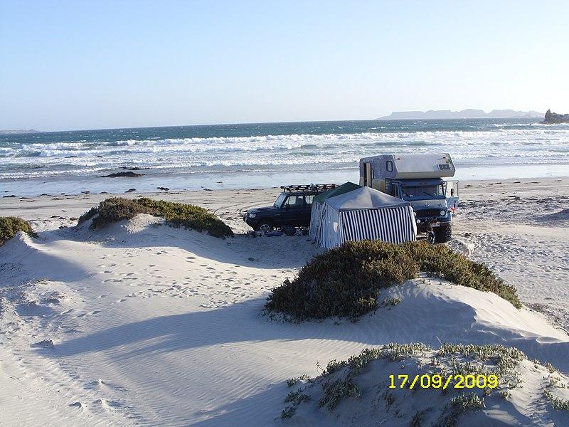 Kitesurf no México praias