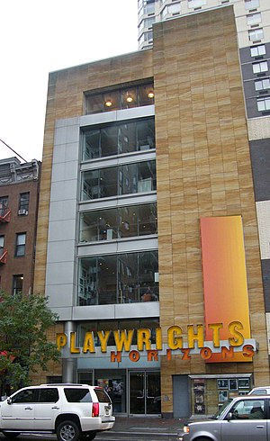 Playwrights Horizons - Image: Playwrights horizons