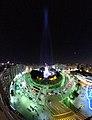 Plaza Circular de la Ciudad de Murcia en Navidad.jpg