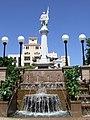 Plaza Colón San Juan en Viejo San Juan, Puerto Rico.jpg