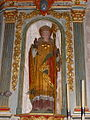 Plogonnec (29) Église Saint-Turien Statue 10.JPG
