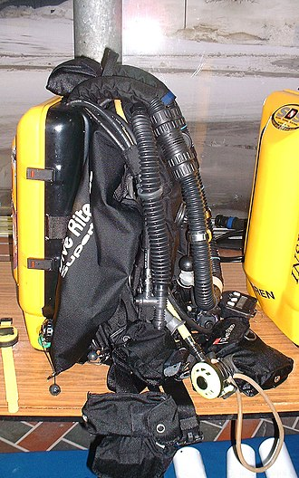 Rebreather - A fully closed circuit electronic rebreather (Ambient Pressure Diving Inspiration)