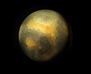 هل تعلم لماذا حذف بلوتو من المجموعة الشمسية ؟ 180px-Pluto.jpg