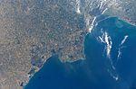 Po River Delta - ISS005-E-7461.JPG